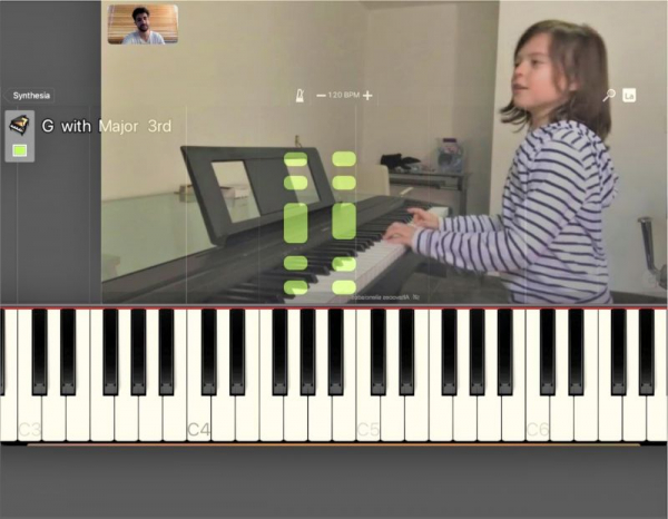 Using the latest technology in music education