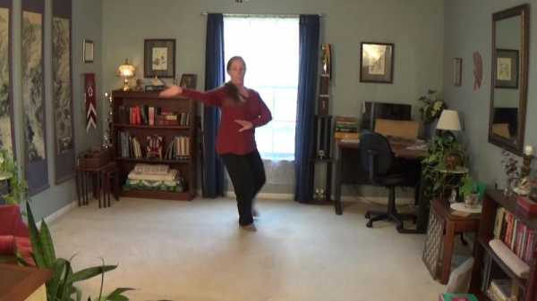 Baguazhang First Palm Change