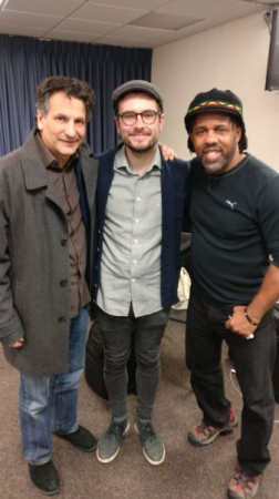 With John Patitucci and Victor Wooten