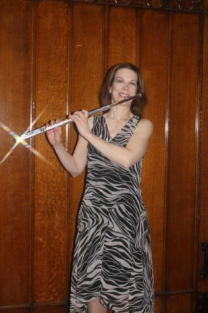 Solo recital on flute and violin for the Music of the Spirit concert series at First Presbyterian Church of Pittsburgh.