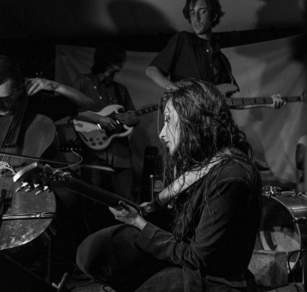 Performance with Sloppy Jane at The Glove in Brooklyn, 2019