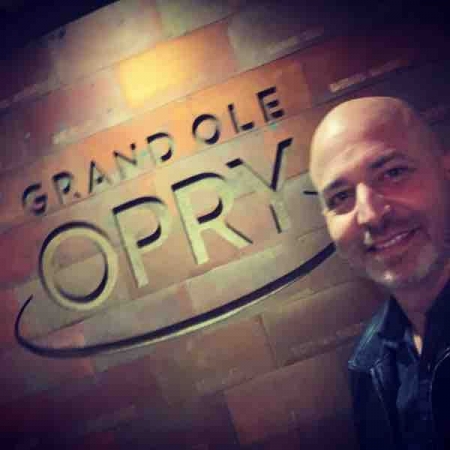 Grand Ole Opry, February 2020 with Sister Hazel