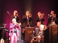 On tour with Doc Severinsen