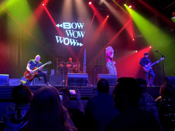 Bow Wow Wow 2020 Winter Tour - House Of Blues, Las Vegas