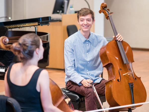 international cello institute 2019 summer