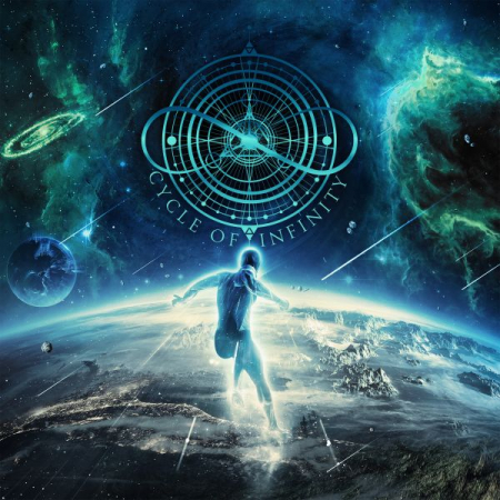 The cover art of my full length Science-fiction heavy metal concept album.