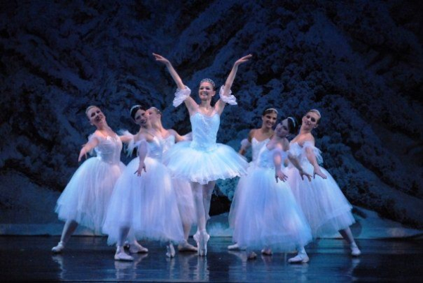 Lead roll as Snow Queen