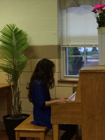 Piano Recital!