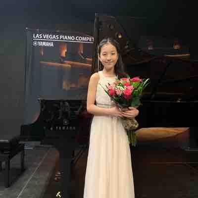 A student won the first place in 2019 Las Vegas Competition