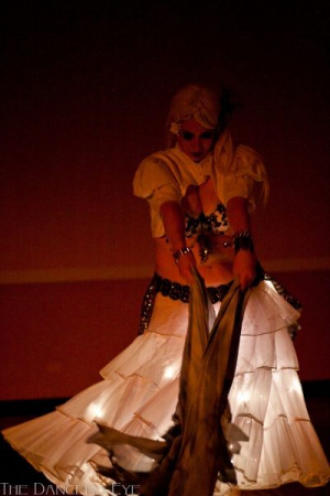 Solo performance at Tribal Revolution
