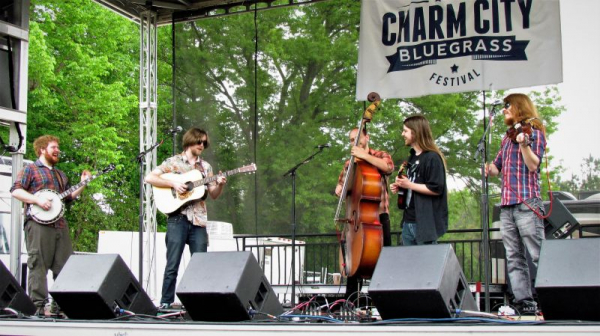 Charm City Bluegrass Festival 2017 Baltimore MD