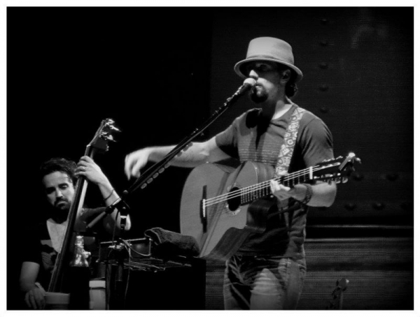 On tour with Jason Mraz