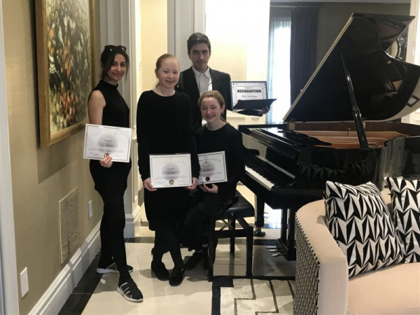 Carnegie Hall Competition Winners