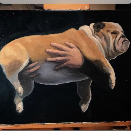 What anatomy must you learn to paint the hand, or any other parts of the body for that matter?