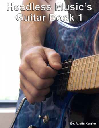 My First Guitar Book For Beginners!