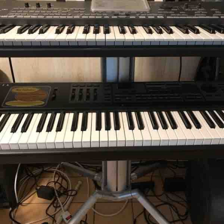 The keyboards are many. The notes remain the same.