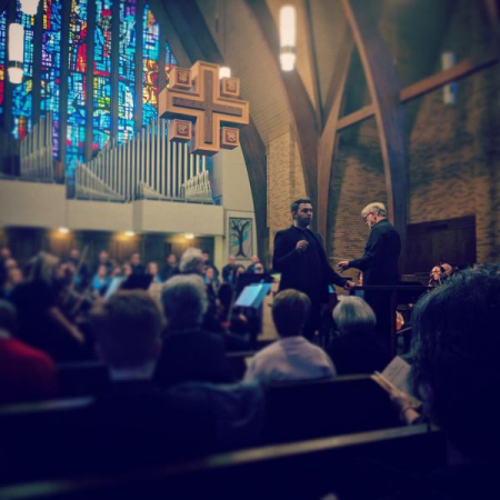 Soloist with Singers Companye & Akron Baroque!
