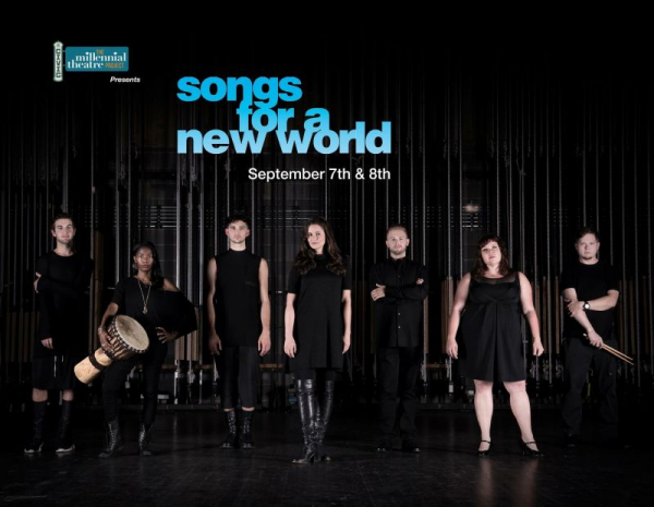 """Songs For a New World""- E.J. Thomas Performing Arts Hall"