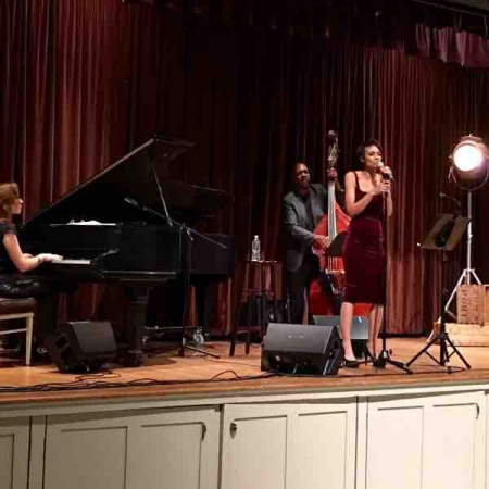 A jazz tribute to all my favorite divas!