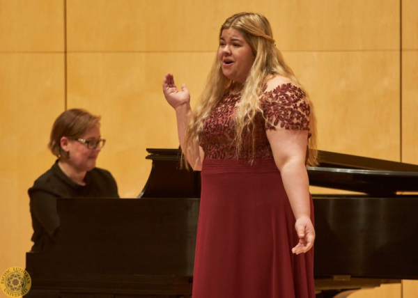 Angela Meade Vocal Competition