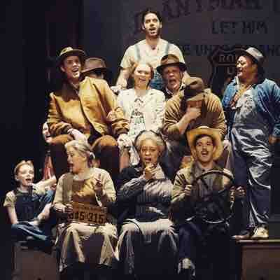 """The Grapes of Wrath"" - Michigan Opera Theatre"