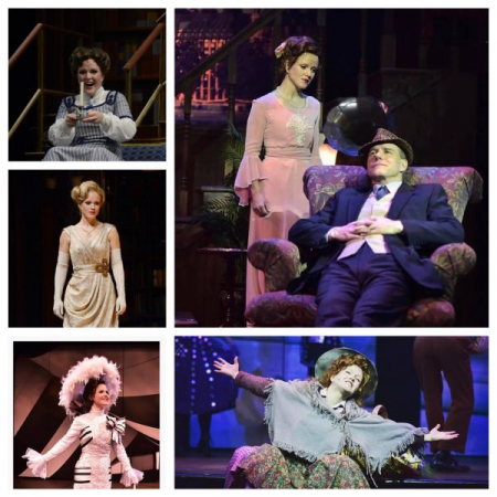 as Eliza Doolittle in MY FAIR LADY- 3 different productions and the winner of the Broadway World Award