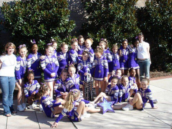 With my Youth Level 4 Team 2007
