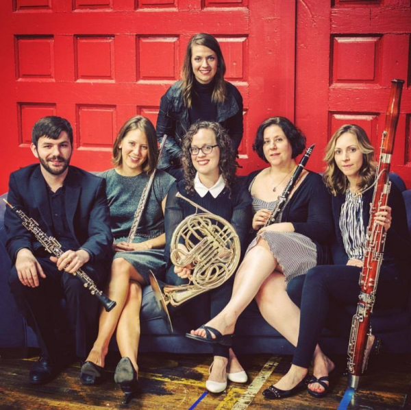 Founding member of the Wayside Winds, a woodwind quintet performing in the greater Cincinnati area