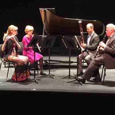 Performance with St. Pete opera chamber group