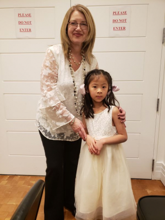Katherine is the Grand Prix Winner at the Concert  International Competition in 2020.