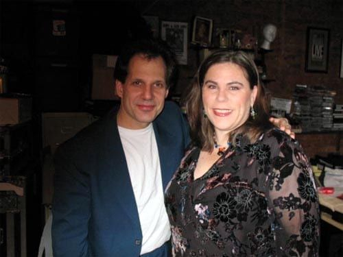 I have worked with Gretchen on many cabaret shows.   I have written many arrangements for her. She has won many BISTRO awards.