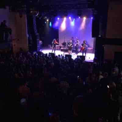 Performing at a sold out show at The Sinclair! (Boston, MA)