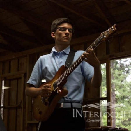 Photo taken during my time at the Interlochen Center for the Arts