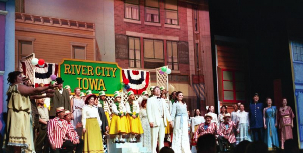 Marian in Music Man, Stepping Stone Players, Glendale CA