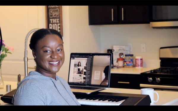 Class is now in session! Online training is a great and effective way to improve on ear and vocal development.