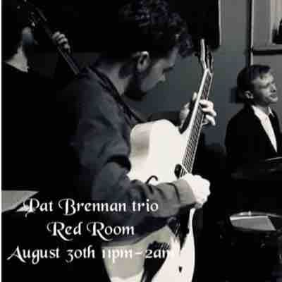 Flyer for a gig at the Red Room Nyc