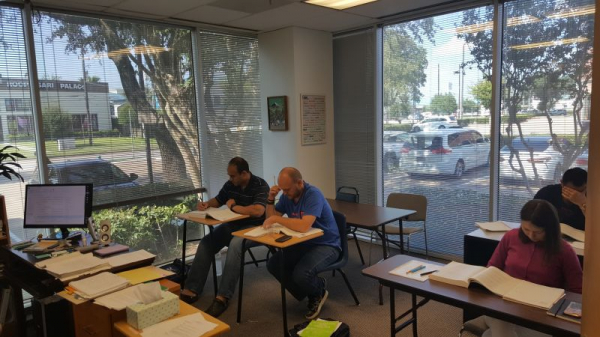Karl's TOEFL Preparation Class in Houston. Since 2002, I have taught  TOEFL skills to professionals and international university students.