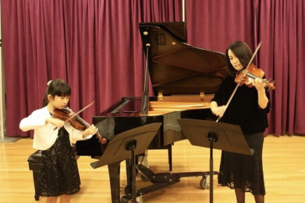 Students Recital 2019, in NYC