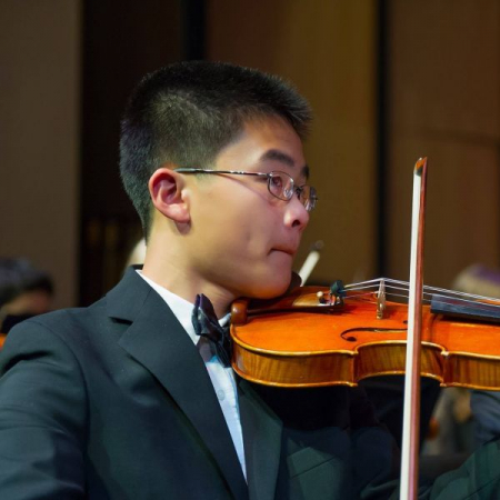 picture from Peninsula Youth Orchestra