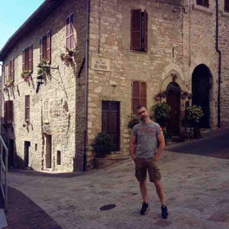 Italy is the most beautiful country in the world!  Assisi, Italy 2014