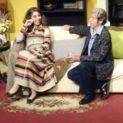 Blithe Spirit directed by Shauna Kanter