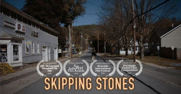 """Accolades for """"Skipping Stones"""""""