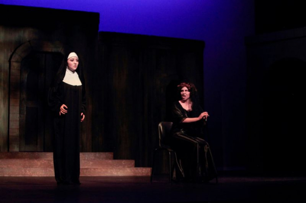 Principessa in Suor Angelica by Puccini with Lyric Opera Northwest, October 2019