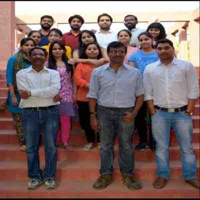 Team at National Institute of Immunology,New Delhi,India