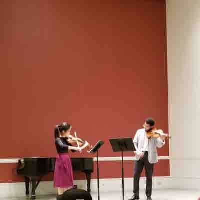 Chamber recital with friends