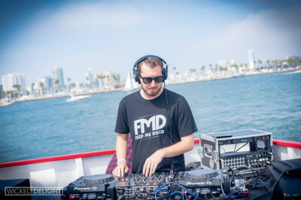 Wicked Delight Boat Party in Long Beach