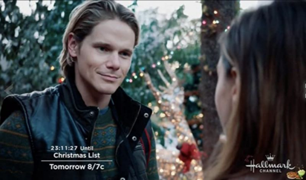 """Starring in the Hallmark Channel's """"Christmas in Homestead."""""""