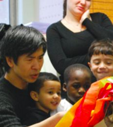 Workshop for Children in East Village Manhattan