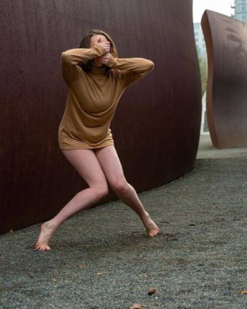 A shot taken by Jazzy Photo at the Olympic Sculpture Park, Seattle.