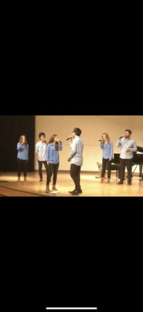 A Capella Group Duet